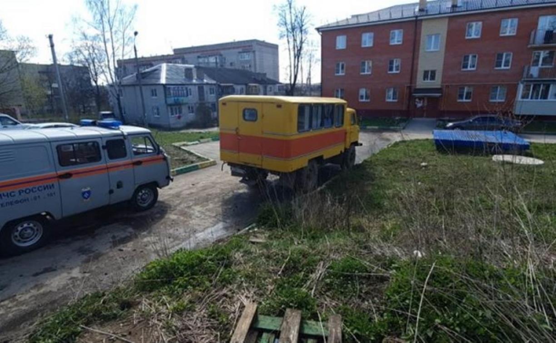 Ремонт водопровода в Суворове завершён