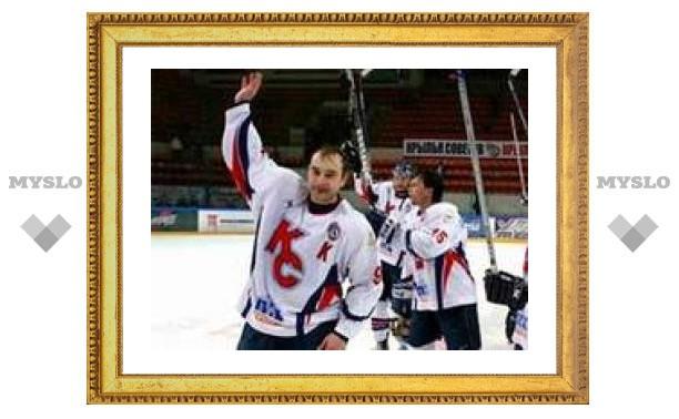 """Хоккеисты """"Крыльев Советов"""" прервали забастовку"""