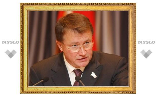 Для губернатора Тульской области не нашлось рулетки