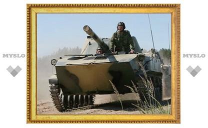 Тульские десантники не виноваты во взрыве самоходки