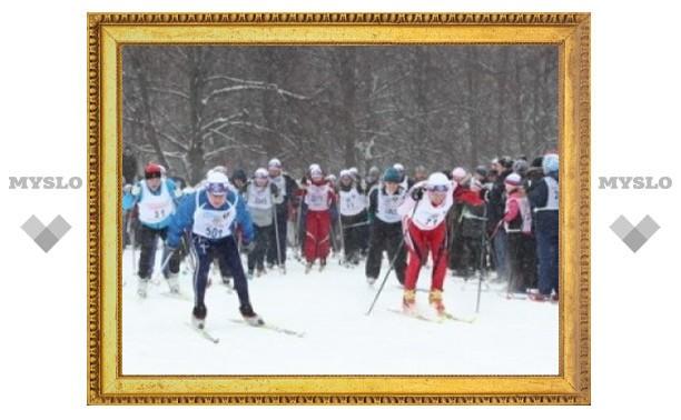VIP-забег на «Лыжне России – 2012» в Туле сократили до 1 км из-за мороза