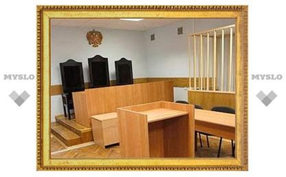 В зале суда в Туле скончался осужденный