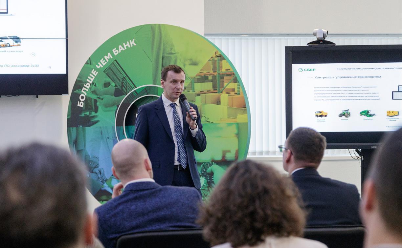 В Тульском отделении Сбербанка обсудили цифровую трансформацию агропромышленного комплекса региона
