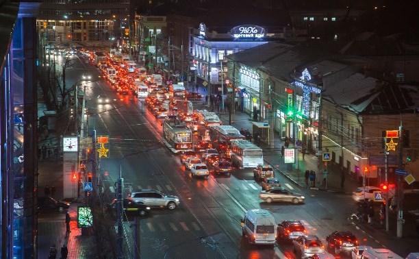 В Туле разрабатывают новую маршрутную сеть общественного транспорта