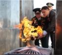 За мемориалами «Вечный огонь» установят видеонаблюдение