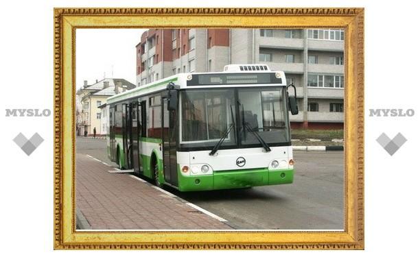 В Туле появятся низкопольные автобусы