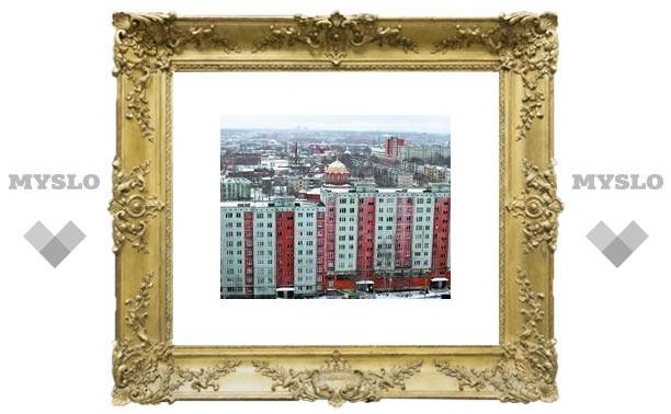 Портрет района: Заречье