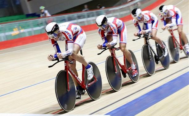 Тульские велосипедисты успешно выступают на первенстве Европы