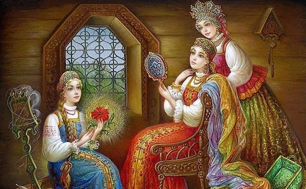 В России создадут Общество защиты русской сказки