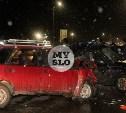 Разыскиваются очевидцы массового ДТП на М2 в районе поворота на Барсуки