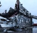 В Тульской области пожар на сельхозпредприятии тушили более семи часов