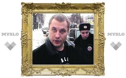 Туляки ездят с «левыми» пропусками МВД и ФСБ