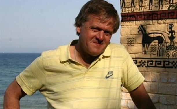 Туляков приглашают на встречу с писателем Сергеем Гусевым