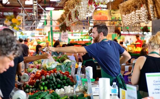 В Туле на Калужском шоссе откроют фермерский рынок