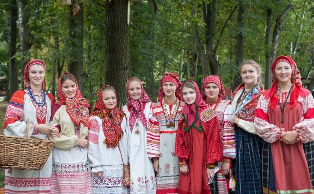 В Туле прошел фестиваль «Национальные праздники»