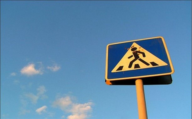 На Орловском шоссе водитель насмерть сбил пешехода и скрылся с места аварии
