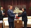 Тульская область представит свой инвестиционный потенциал в Китае
