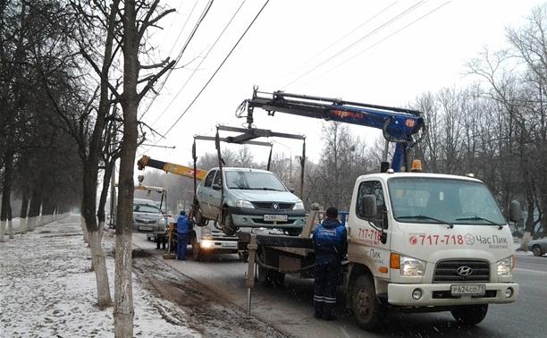 Депутат гордумы попросил Александра Прокопука проверить работу эвакуаторов