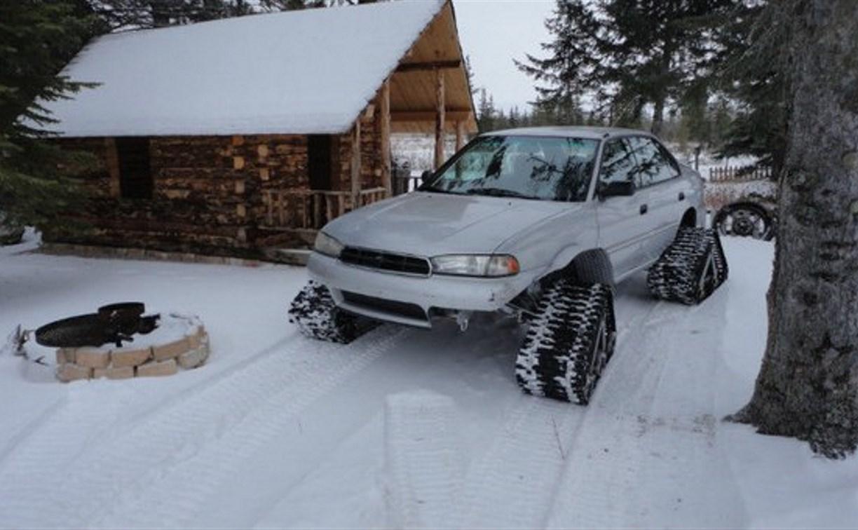 Синоптики рекомендуют автомобилистам не менять зимнюю резину