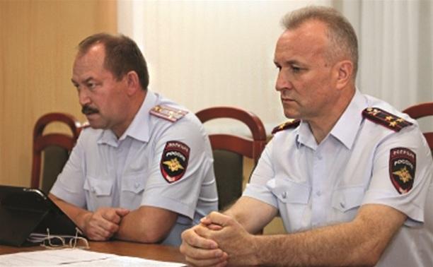 Назначен новый начальник УГИБДД Тульской области
