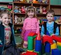 К концу года в регионе будет открыто дополнительно 2000 мест в детсады