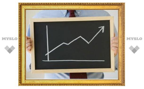 Жителям Тульской области в 2012 году прогнозируют экономический подъем