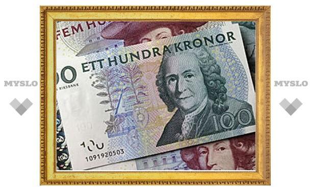 Швеция стала самым надежным заемщиком Европы