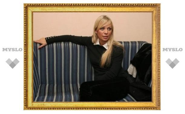 Ирина Салтыкова споет для туляков
