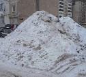 Туляк продает на «Авито» снег