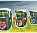 Вкусный и полезный питьевой йогурт «Бежин луг» – теперь в кувшине нового дизайна!