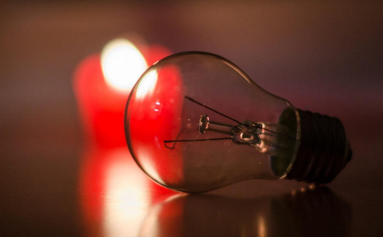 Где в Туле не будет электричества 25 февраля