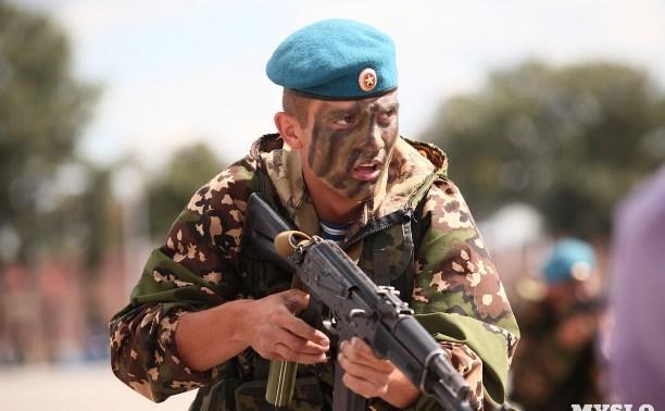 Как тульские десантники отпразднуют День ВДВ