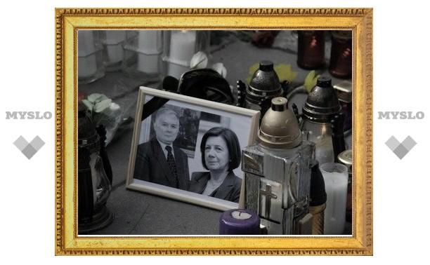 В Польше уточнили место похорон Качиньского