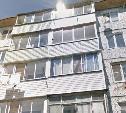 В Богородицке пьяный мужчина рухнул со 2-го этажа, перепутав входную дверь с балконной