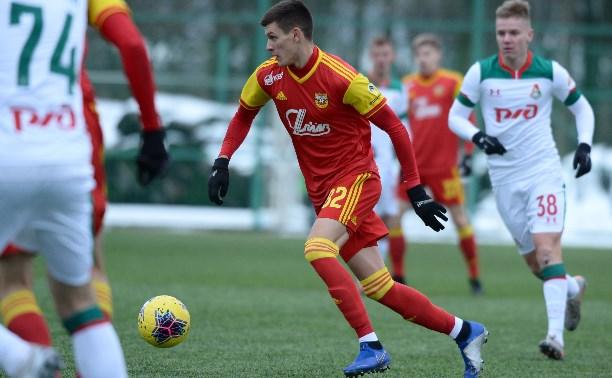 Молодёжка «Арсенала» уступила «Локомотиву» со счётом 2:3