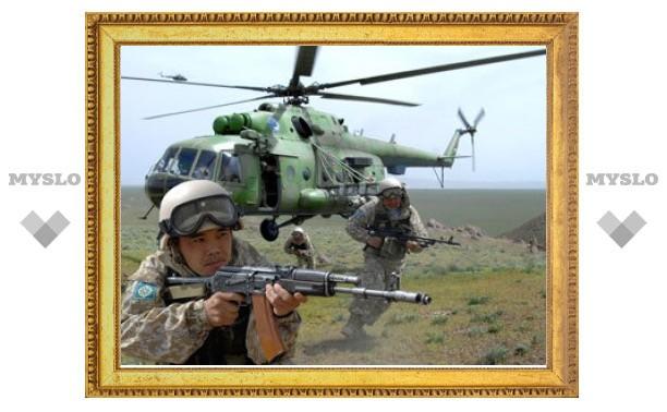 Казахстанский сенат отказался отправлять военных в Афганистан