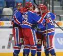 «Академия Михайлова» одержала первую домашнюю победу