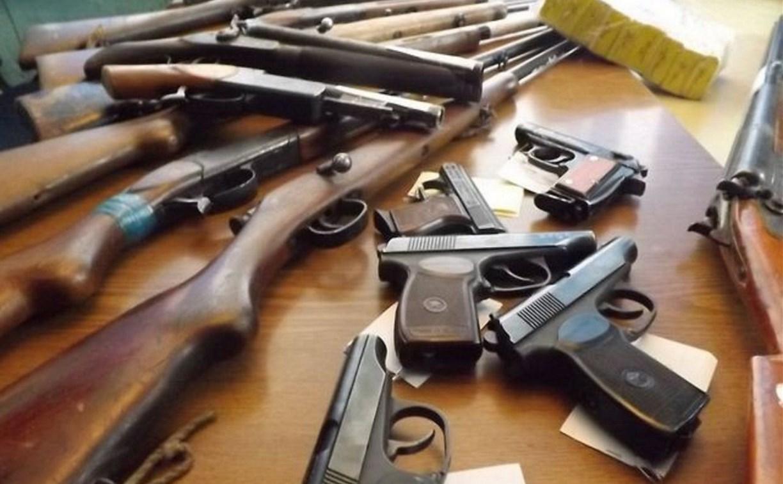 В Богородицке двух братьев осудили за торговлю оружием
