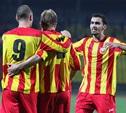 Тульский «Арсенал» укрепил свои лидирующие позиции