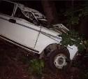В Ленинском районе в улетевшей в кювет «шестерке» погиб мужчина