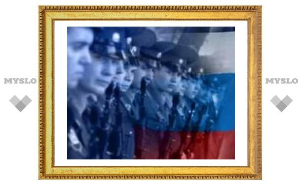 """Выставка """"Служу России"""" в Тульском кремле"""