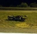 В ДТП на М2 пострадали мотоциклист и его пассажирка