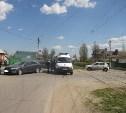 В аварии в Мясново пострадала пассажирка ВАЗа