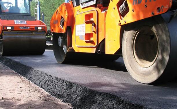В 2014 году в Тульской области отремонтируют свыше 377 км дорог