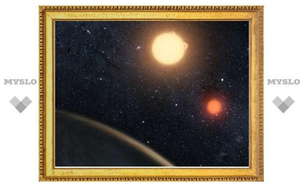 Астрономы обнаружили планету Татуин