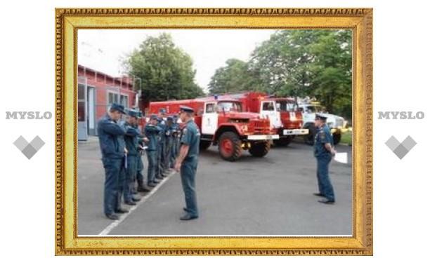 В Крымск отправили второй отряд тульских спасателей
