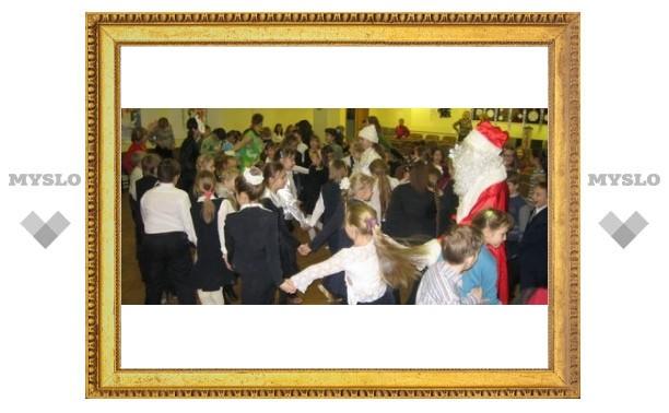 Где в Туле погулять в новогодние праздники