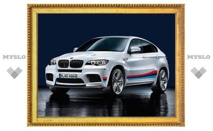 BMW X6 M получит линейку спортивных аксессуаров