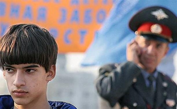 За несколько дней тульские подростки 65 раз нарушили закон
