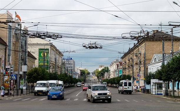 В ночь на 22 июня в Туле будет перекрыт проспект Ленина